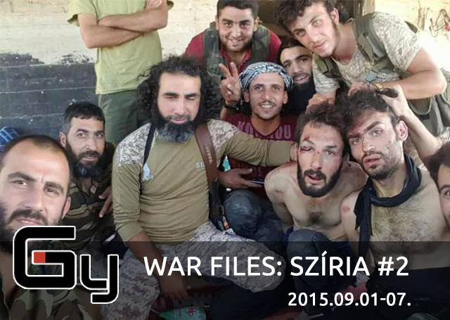 War Files: Szíriai polgárháború #2