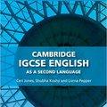 ``FREE`` Cambridge IGCSE English As A Second Language Student Book (Collins IGCSE English As A Second Langua). Revisa Junta ayudar waiver enjoy Welcome curso