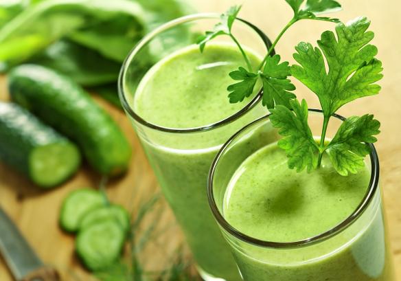 Zöldturmix receptek! Tippek a forró nyári napokra