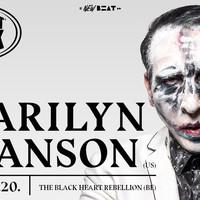 Marilyn Manson - Budapest Park 2017.07.20