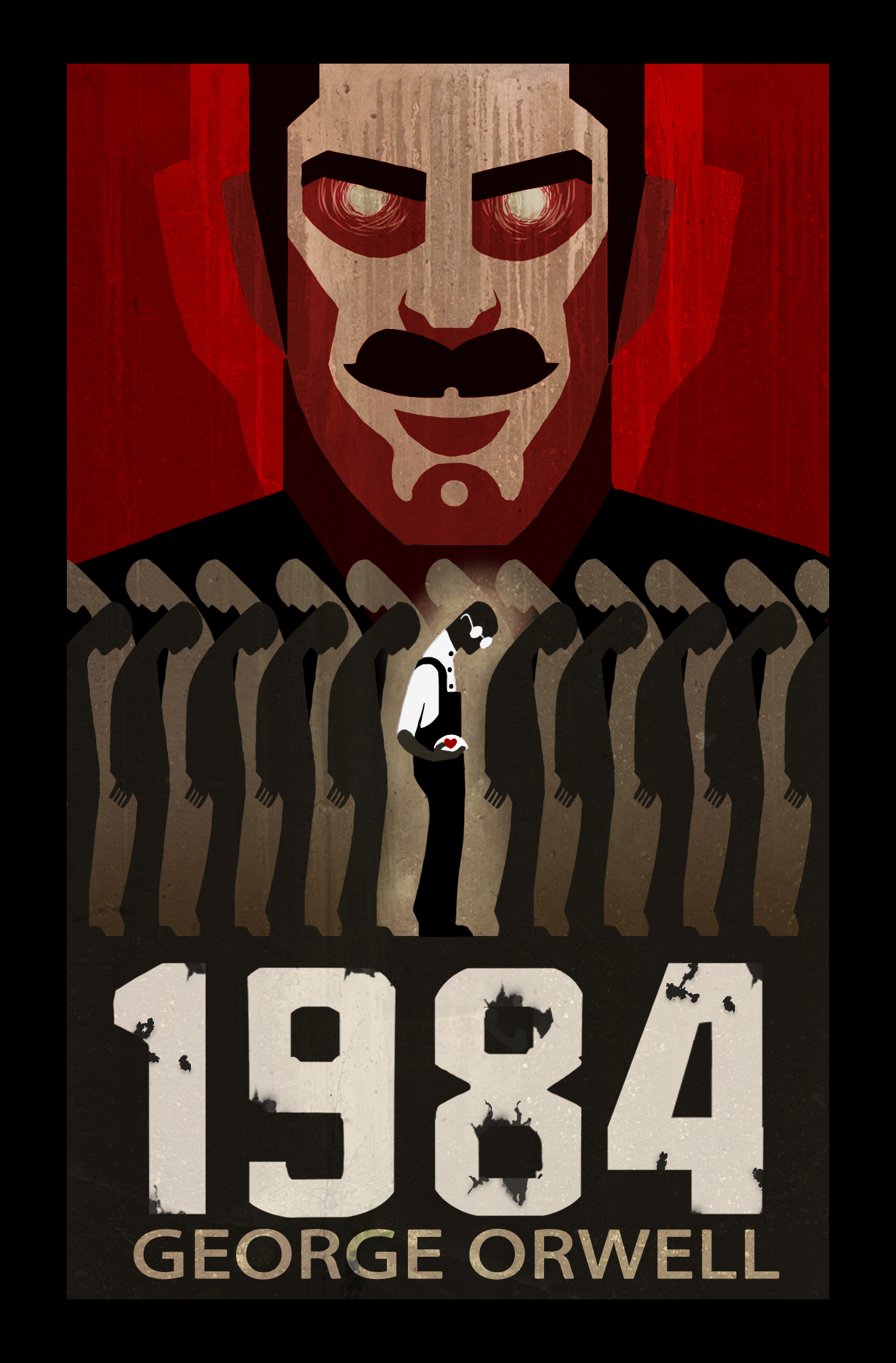 """Képtalálat a következőre: """"george orwell 1984"""""""
