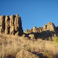 A vándorfóka mászónaplója: Golden Cliffs