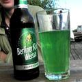 Zöld sör 18 éven aluliaknak