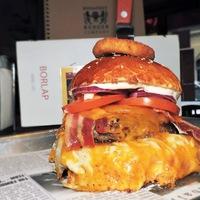 Örületes burgerek