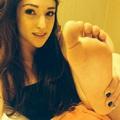 Melanie az instagram-ról