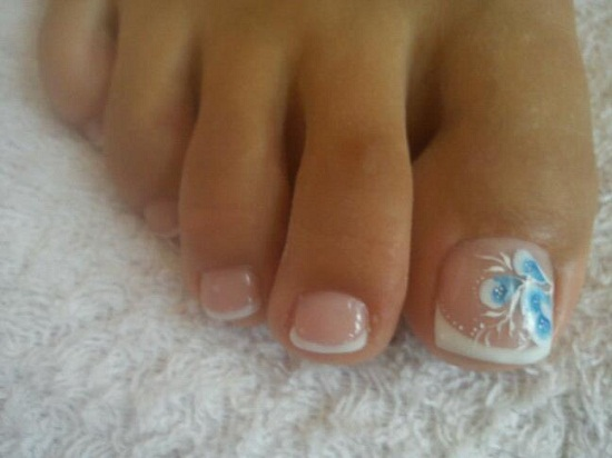 Magyar amatőr Tini láb