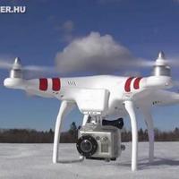 Drónok... a repülő ellenség