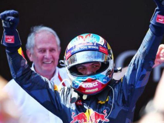 F1 Új csillag született - Verstappen nyerte a Spanyol Nagydíjat