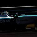 F1 Mercedes bukfenc a Hungaroringen