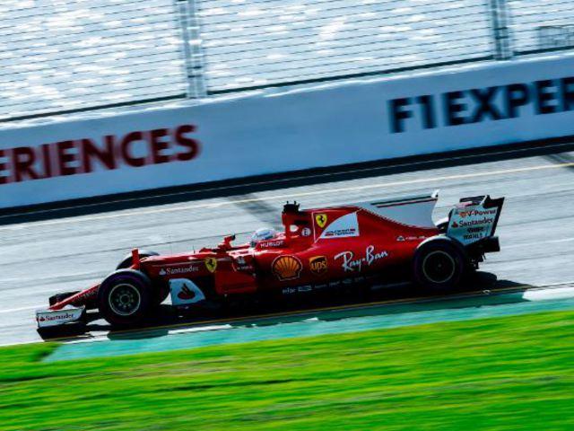 F1 Vettelé a leggyorsabb kör az időmérő előtt