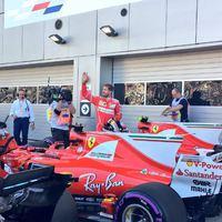 F1 Vettelé a pole, kettős Ferrari siker született az Orosz Nagydíj időmérőjén