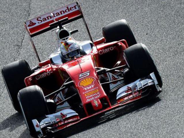 F1 A második napon is Vettel zárt az élen Barcelonában