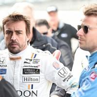 F1 Alonso és csapata is odáig volt az első indy-s nap után