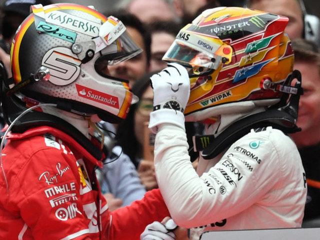 F1 Hamilton nyert, Vettel és Verstappen brillírozott Kínában