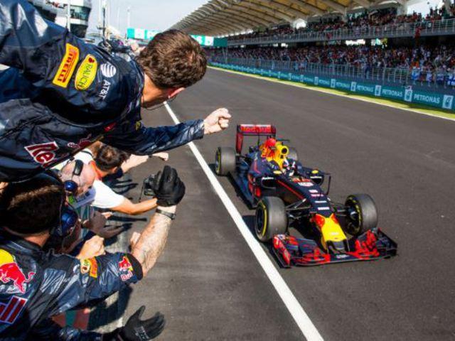 A Red Bull idén Mercedes vadászatra készül