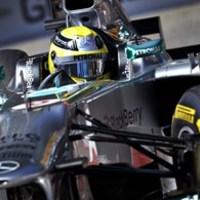 F1 Rosberg triplázott, Monacóban a Mercedesé az első sor