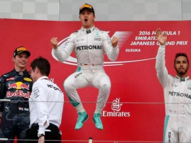 F1 Nico Rosberg: Hamilton okos. Nagyon, nagyon okos...