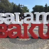 F1-es turistaként Bakuban - 1. rész
