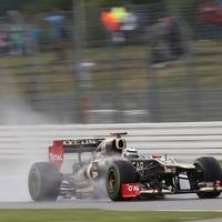 F1 A Lotus kissé csalódott, ám mégis bizakodóan tekint a holnapi versenyre