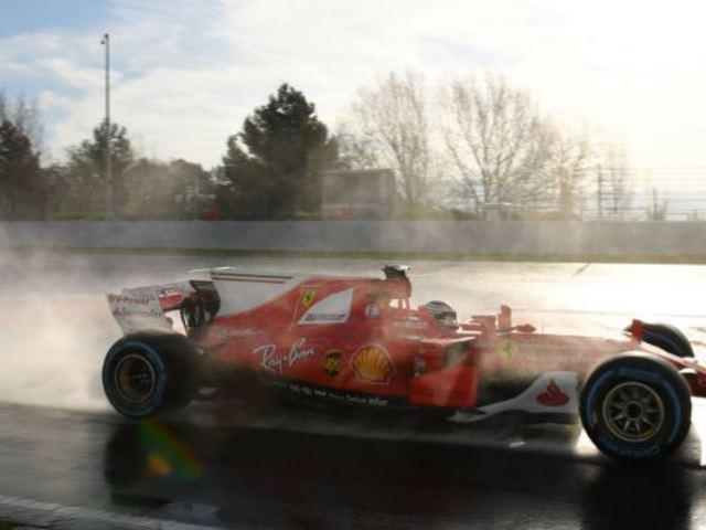 F1 Barcelona 4. tesztnap - Ők tesztelnek ma