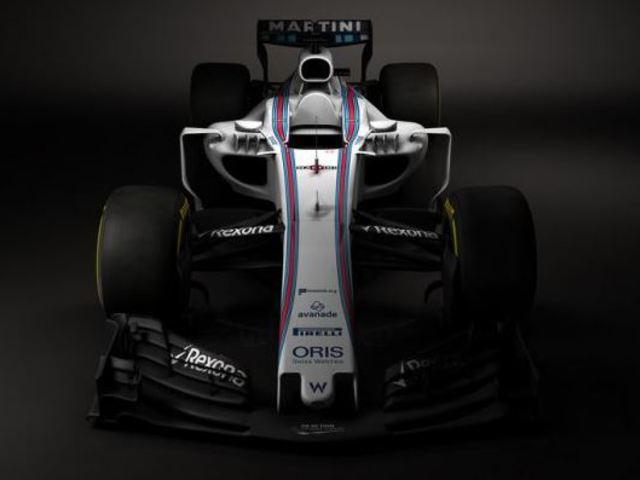F1 A Williams bemutatta új autóját