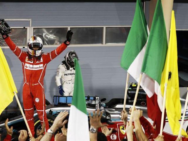 F1 Vettel ismét leiskolázta a Mercedeseket