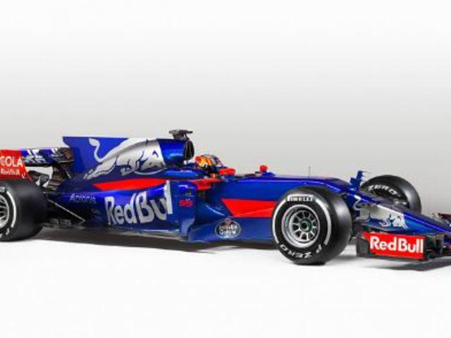 F1 Megérkezett az új Toro Rosso is