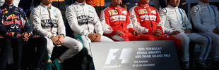 F1 Abu-Dzabi Nagydíj utózöngék