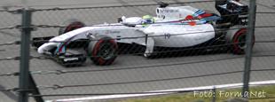 F1 Massa és a Williams begyűjtötte a riválisok gratulációit (fotógalériával)