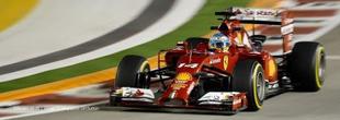 F1 Alonso volt a leggyorsabb az időmérő előtt Szingapúrban