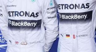 F1 Féléves értékelés - Mercedes