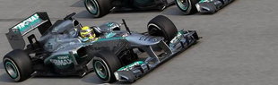 F1 Mercedes: Lewis és Nico hozzáállása a versenyekhez egészen más, de mindkettő jól működik