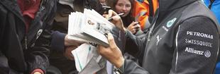 F1 Rosberg vezetésével a Mercedes kezdett legjobban Spában