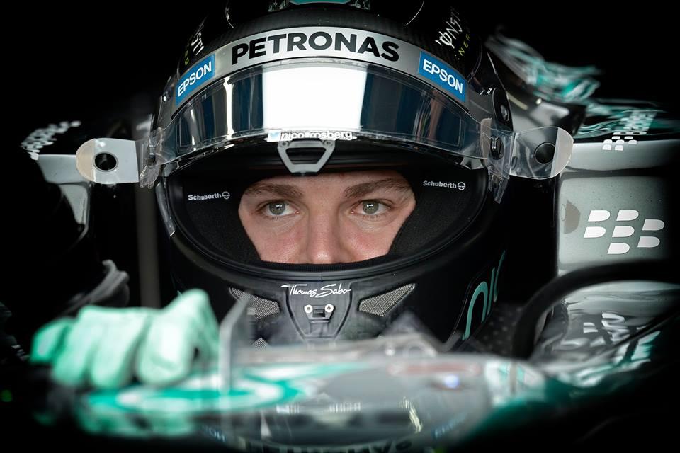 F1 Rosberg ismét erősebb volt az időmérőn