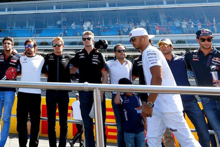 F1 Pilótafizetések 2017-ben