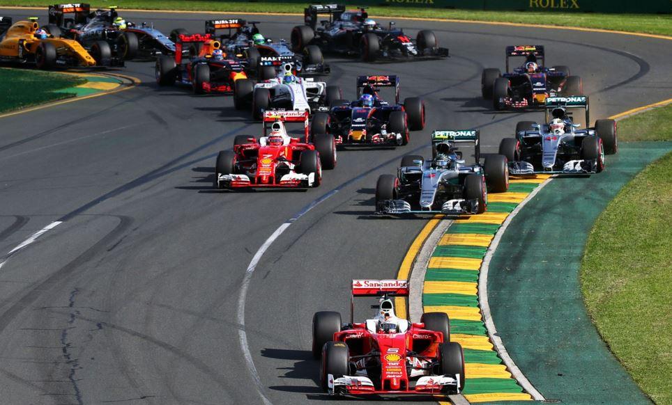 F1 Melbourne-i utózöngék
