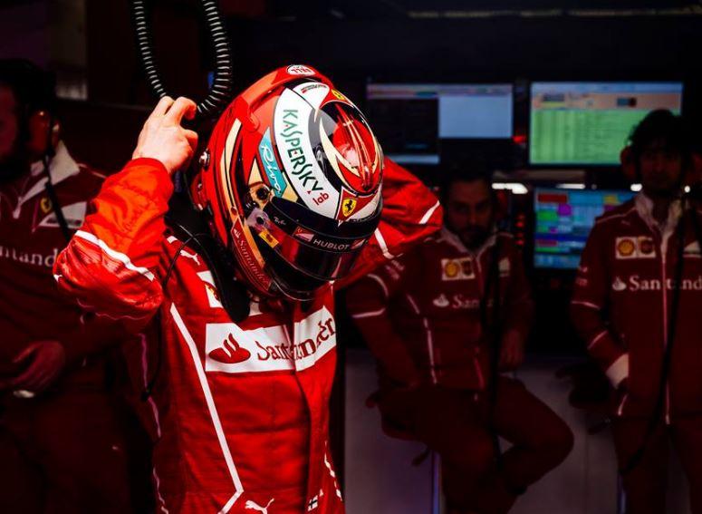 F1 Räikkönen az előszezon legjobb idejével zárta az utolsó tesztnapot