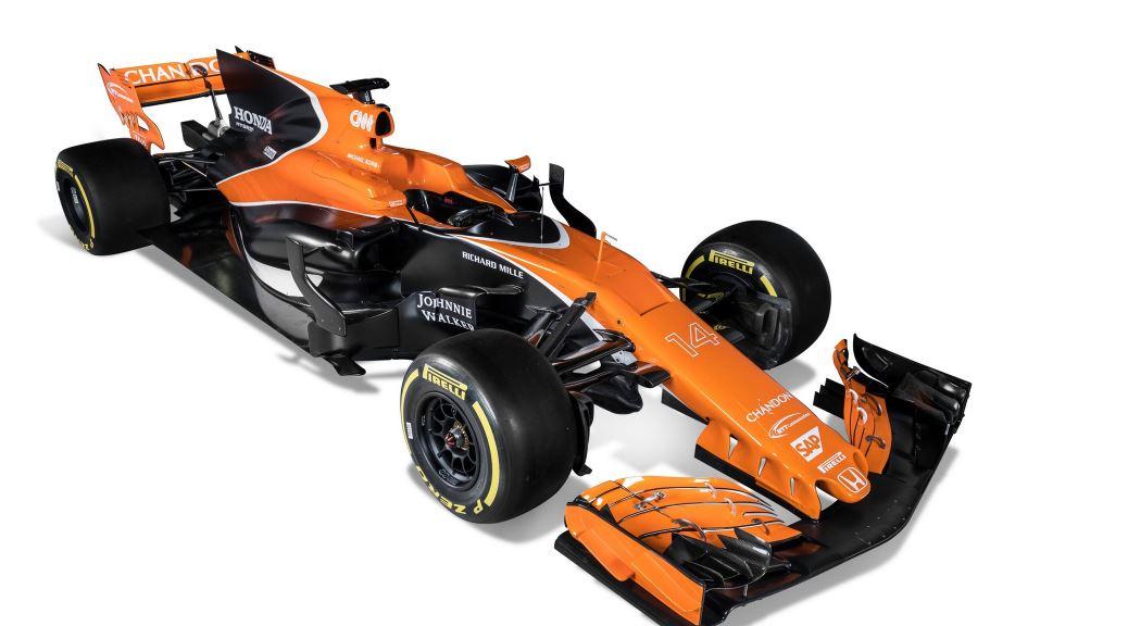 F1 A McLaren bemutatta a narancssárga-fekete MCL32-t