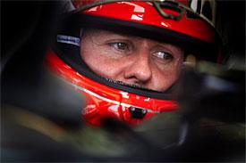 F1 A Pirelli Schumachert tartja az Európa Nagydíj esélyesnek