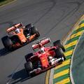 Alonso örül, hogy a Ferrari ismét versenyképes