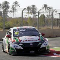 Marokkó, 2. Futam: Monteiro nyert, Norbi szorosan a második