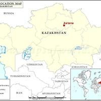 199. Fald fel Kazahsztánt! - Kazahsztán 1.