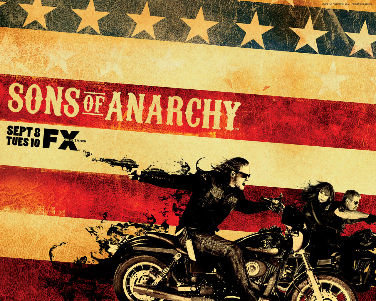 Sons Of Anarchy - Highly Recommended