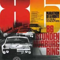 Négy nap a Nürburgringen