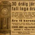 Száz éves hírek - 1912 február