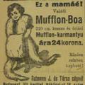 Száz éves hírek - 1912 december