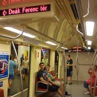 Holnaptól Alstom metrózunk