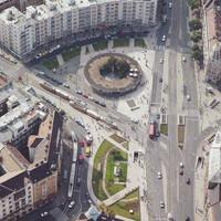 Útikalauz a 4-es metróhoz: Móricz Zsigmond körtér