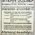 Száz éves hírek - 1913 január