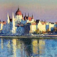 Impresszionista Budapest - Andrew Gifford